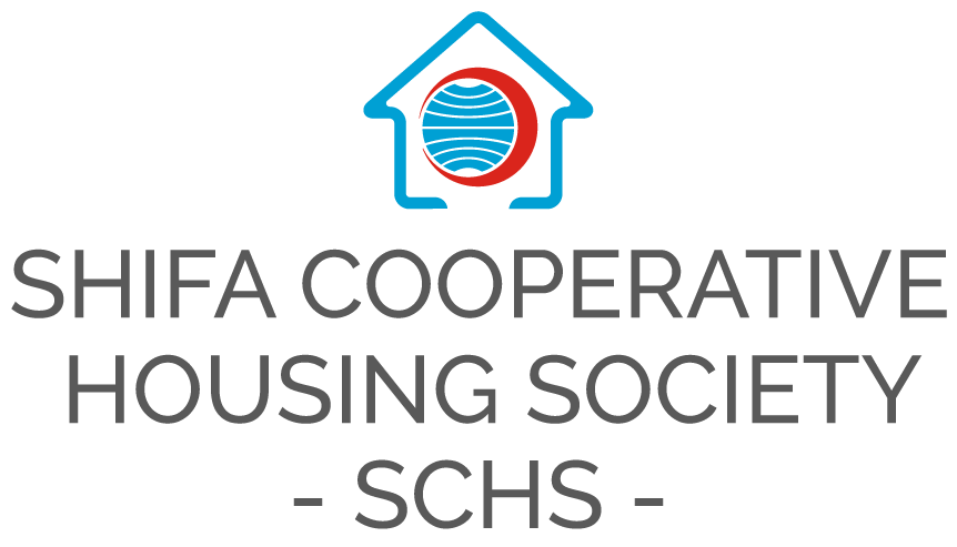 Shifa Cooperative Housing Society Logo